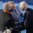 George Bush Joe Biden Sworn In As 46th President Of The United States At U.S. Capitol Inauguration Ceremony
