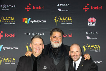 George Calombaris 7th AACTA Awards Presented by Foxtel | Red Carpet