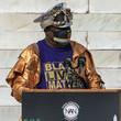 George Clinton March On Washington To Protest Police Brutality
