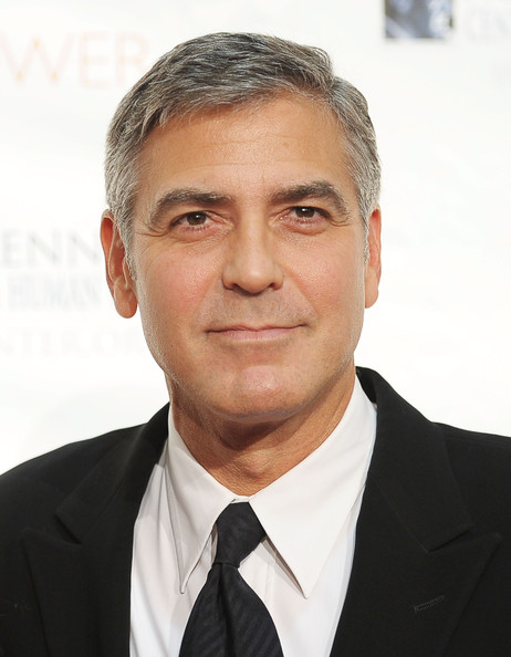 George Clooney Actor George Clooney attends the Robert F. Kennedy Center for Justice & Human Rights Ripple of Hope awards dinner at Chelsea Piers on November 17, 2010 in New York City.