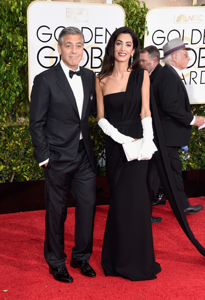 George Clooney at the Golden Globes January 2015 - Page 6 George+Clooney+Arrivals+Golden+Globe+Awards+7jkuq1oewgXl