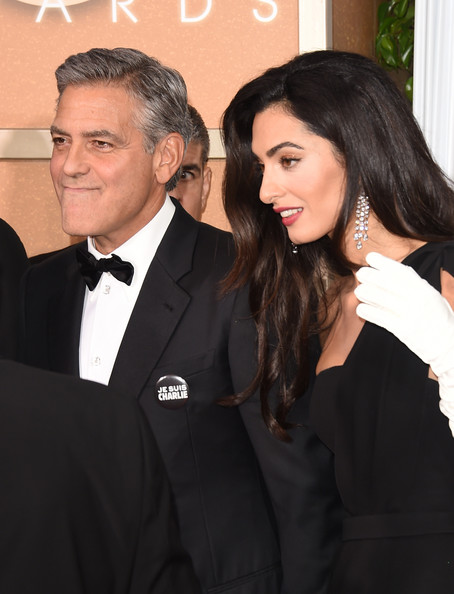 George Clooney at the Golden Globes January 2015 - Page 6 George+Clooney+Arrivals+Golden+Globe+Awards+FN-f4z-Q4XJl