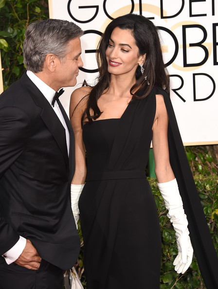George Clooney at the Golden Globes January 2015 - Page 6 George+Clooney+Arrivals+Golden+Globe+Awards+WM-Ih7s3To5l