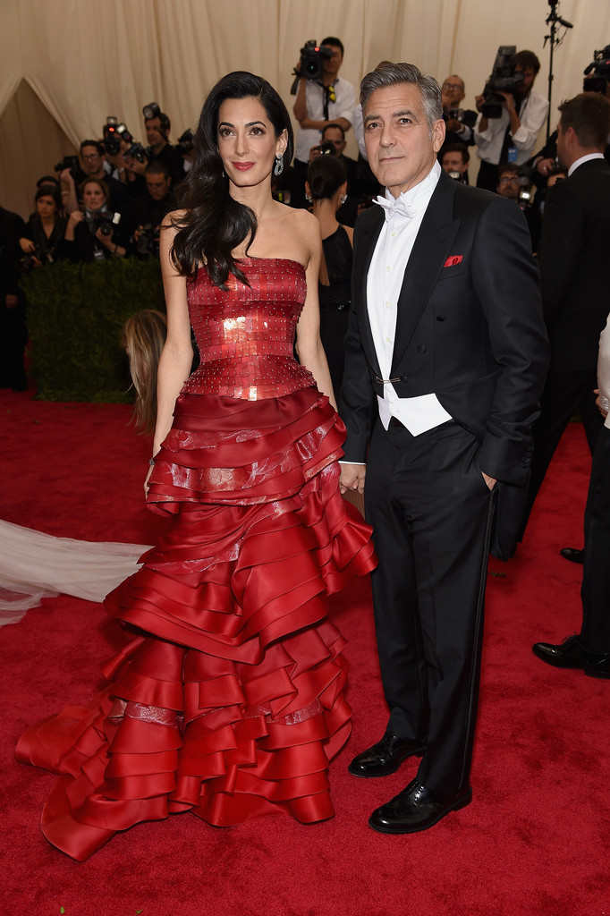 George Clooney at the Met Gala 4th May 2015 George+Clooney+China+Through+Looking+Glass+kiS0ynDmwOHx