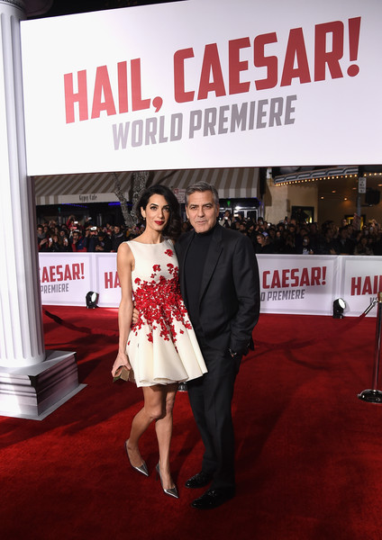 George Clooney and Amal Clooney at the Hail Caesar Premiere LA - Page 2 George+Clooney+European+Best+Pictures+Day+U0KPyTq6qq_l