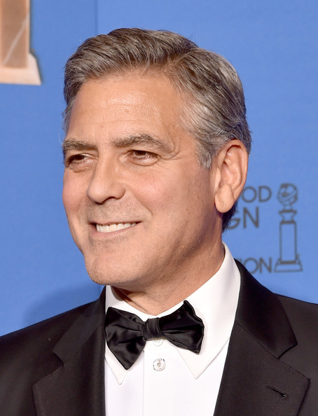 George Clooney at the Golden Globes January 2015 - Page 6 George+Clooney+Golden+Globes+Press+Room+bwPUmnCGabwl