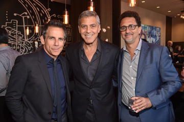 George Clooney Entertainment Weekly's Must List Party at the Toronto International Film Festival 2017 at the Thompson Hotel