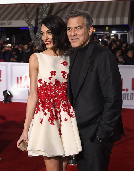 George Clooney and Amal Clooney at the Hail Caesar Premiere LA - Page 2 George+Clooney+Premiere+Universal+Pictures+Hh4dC6GQbR8l