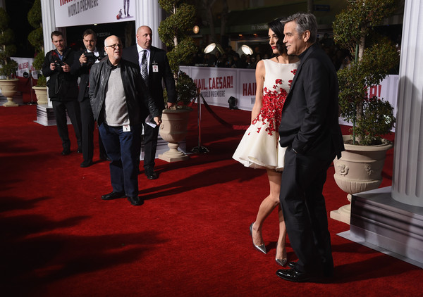 George Clooney and Amal Clooney at the Hail Caesar Premiere LA - Page 2 George+Clooney+Premiere+Universal+Pictures+R-7alHHDsxWl