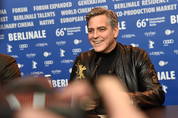 George Clooney 'Hail, Caesar!' Press Conference - 66th Berlinale International Film Festival