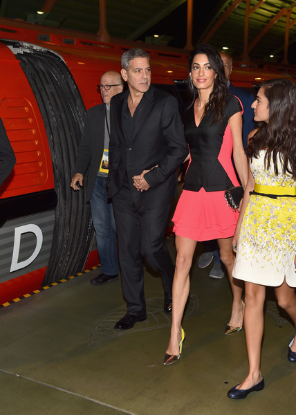 George Clooney at the TOMORROWLAND world premiere in LA Disneyland 9th May 2015 George+Clooney+World+Premiere+Disney+Tomorrowland+8qD1KedDy0pl