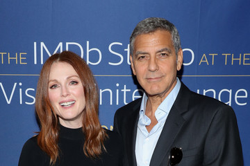 George Clooney Day Three: The IMDb Studio Hosted by the Visa Infinite Lounge at the 2017 Toronto International Film Festival (TIFF)