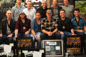 George Couri BMI #1 Party For The Eli Young Band