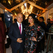 """George Cozonis Fairmont Hotels & Resorts """"Experience The Grandest Of Feelings"""" Unveiling With Cleo Wade And Henry Golding, NYC"""