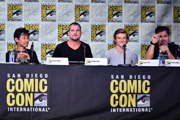 "George Eads Comic-Con International 2016 - CBS Television Studios Block Including ""Scorpion,"" ""American Gothic"" And ""MacGyver"""