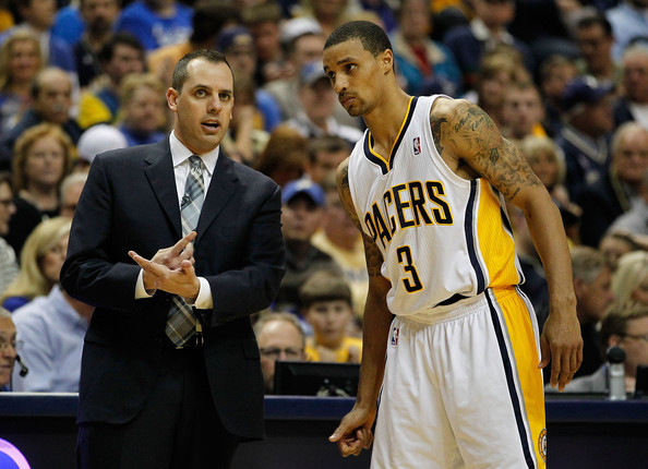 George Hill ejerce de base titular en estos Pacers