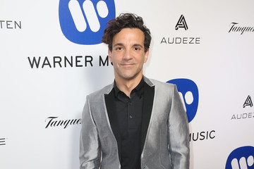 George Kotsiopoulos Warner Music Group Hosts Annual Grammy Celebration - Red Carpet