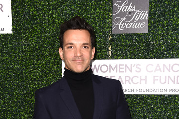 George Kotsiopoulos WCRF's 'An Unforgettable Evening' Presented By Saks Fifth Avenue - Arrivals