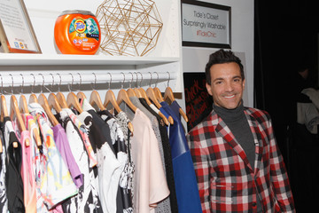 George Kotsiopoulos George Kotsiopoulos Visits Tide's Washable Closet At Mercedes-Benz Fashion Week Fall 2015
