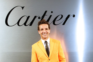 George Kotsiopoulos Cartier Celebrates The Launch Of Santos de Cartier Watch - Photocall