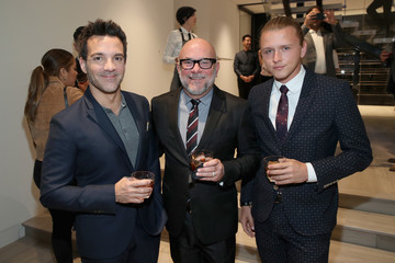 George Kotsiopoulos Hennessy X.O Partners with Paul McClean for Intimate Dinner Hosted By Armie Hammer