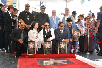 George Lopez Cypress Hill Honored With Star On The Hollywood Walk Of Fame