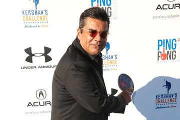 "George Lopez Clayton Kershaw's 2nd Annual Ping Pong 4 Purpose Charity Event Benefiting ""Kershaw's Challenge"" - Arrivals"