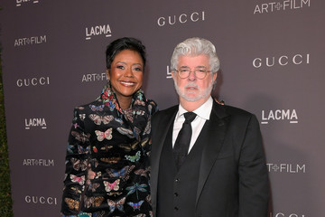 George Lucas 2017 LACMA Art + Film Gala Honoring Mark Bradford and George Lucas Presented by Gucci - Red Carpet
