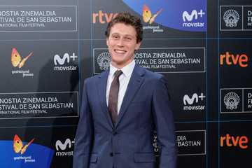 George Mackay 'Marrowbone' Premiere - 65th San Sebastian Film Festival