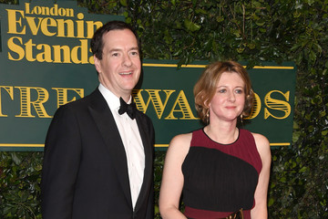 George Osborne London Evening Standard Theatre Awards - Red Carpet Arrivals