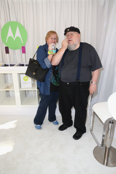 George R.R. Martin Parris McBride Photos - HBO Luxury ...