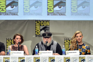 George R.R. Martin 'Game of Thrones' Panel at Comic-Con