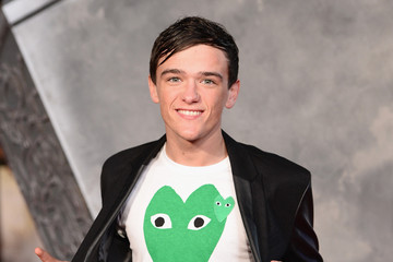 George Sampson 'Thor: The Dark World' Premieres in London