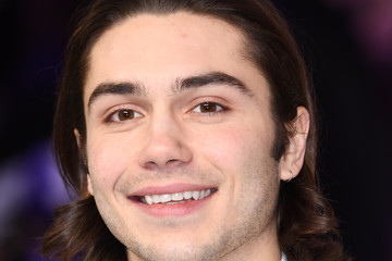George Shelley 'Glass' UK Premiere - Red Carpet Arrivals