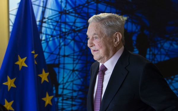 Georges Soros Meets EU Commission President Jean-Claude Juncker for Talks Focusing on Hungary