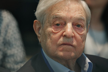 George Soros IMP And World Bank Hold Spring Meetings
