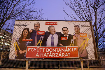 George Soros Hungary To Hold Parliamentary Elections