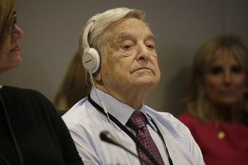 George Soros World Leaders Gather in New York for the Annual United Nations General Assembly