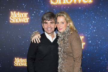 George Stephanopoulos Ali Wentworth 'Meteor Shower' Opens on Broadway