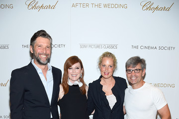 George Stephanopoulos Ali Wentworth 'After The Wedding' New York Screening - Arrivals