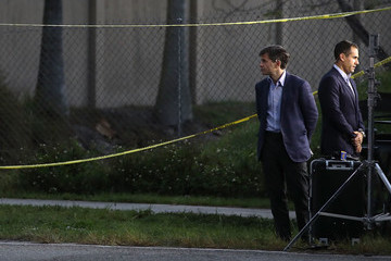 George Stephanopoulos Florida Town of Parkland in Mourning After Shooting at Marjory Stoneman Douglas High School Kills 17