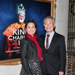 George Takai 'King Charles III' Broadway Opening Night - Arrivals and Curtain Call