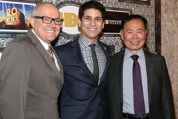 George Takei Brad Altman Family Equality Council's Annual Los Angeles Awards Dinner