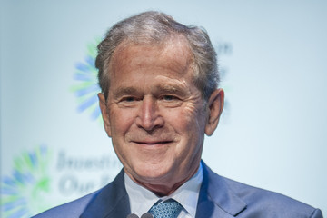 George W Bush Spousal Symposium