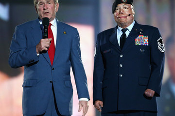 George W Bush Invictus Games Orlando 2016 - Behind the Scenes