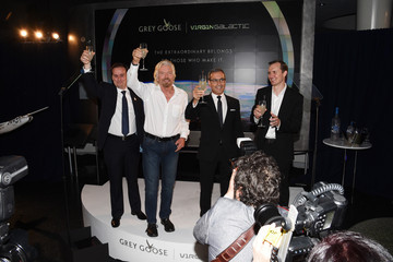 George Whitesides Grey Goose and Virgin Galactic Team Up