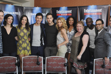 George Young SiriusXM's Entertainment Weekly Radio Channel Broadcasts from Comic-Con 2015