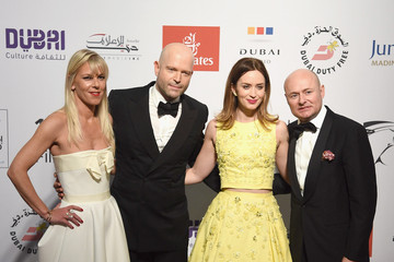 Georges Kern Dubai International Film Festival: Day 1