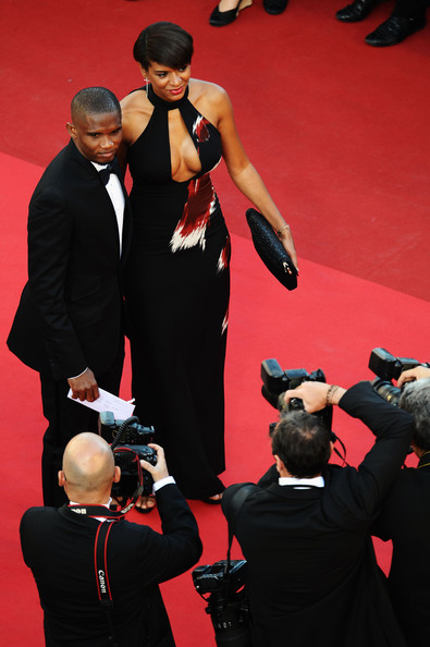 "Georgette Eto'o - ""The Tree Of Life"" Premiere - 64th Annual Cannes Film Festival"