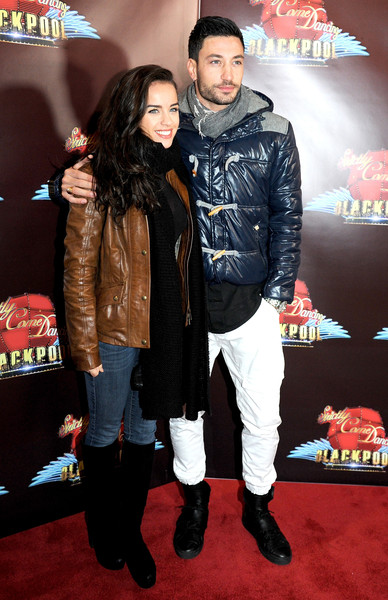 Strictly Blackpool - Red Carpet Arrivals